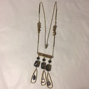 Anthropologie Long Necklace